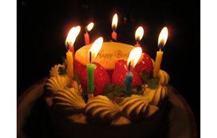 誕生日会を自分で企画したら、また面白い話が聞けました